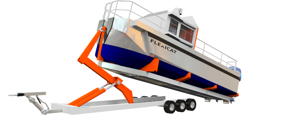 Transport routier Flexicat.